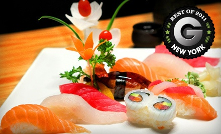 Traditional Japanese Prix Fixe Meal for 2, Valid Sun.-Thurs. - Haruhana in Manhattan