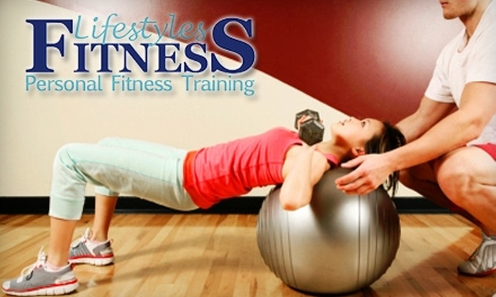 Lifestyles Fitness Personal Training - Tempe: $79 for 12 Kettlebell Blitz Classes Plus CD at Lifestyles Fitness Personal Training in Tempe ($179 Value)