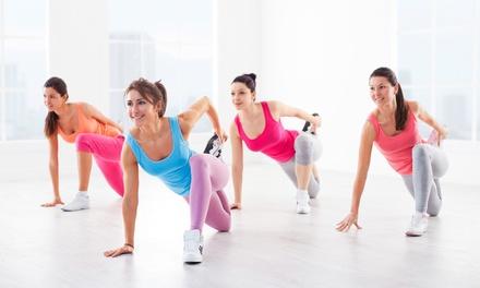 1 oder 2 Monate Fitness-Tanz-Kurse für 1 Person bei Nett & Friends (49% sparen*)