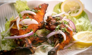 Apna Dhaba : Indian Food for One or Two at Apna Dhaba (40% Off). Two Options Available.