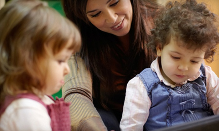 Key Element Learning - Jersey City: Language or Preschool Prep Summer-Camp Classes at Key Element Learning (Up to 60% Off)