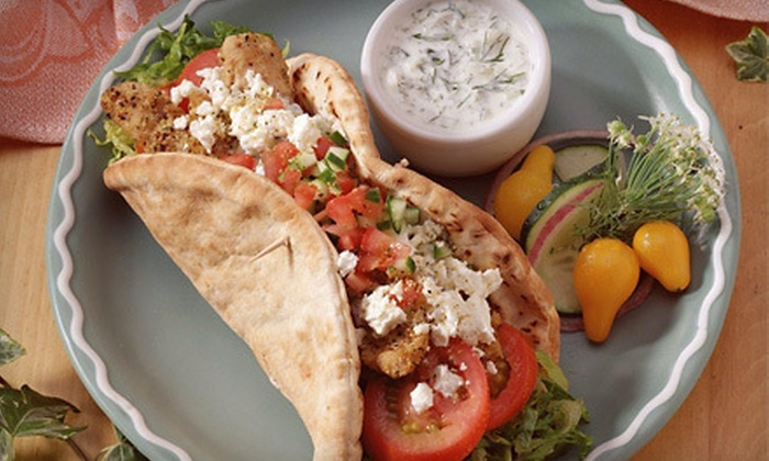 The White Tower Restaurant - Varsity View: $20 for $40 Worth of Greek Food at The White Tower Restaurant