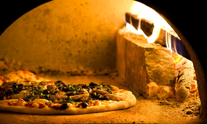 Dogtown Roadhouse - Floyd: Wood-Fired Pizza and Appetizers for Two or Four at Dogtown Roadhouse (Up to 40% Off)