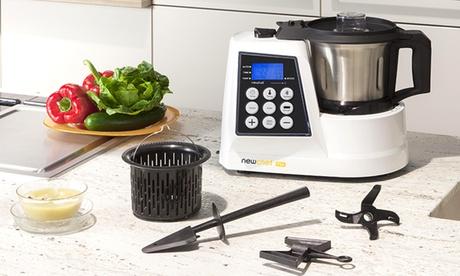 robot da cucina multifunzione newchef 12 elettrodomestici in 1 con modalit cottura