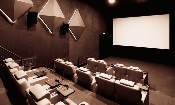 MovieGrille - Ogden Central Buisness District: Two or Four Movie Tickets at MovieGrille (Up to 50% Off)