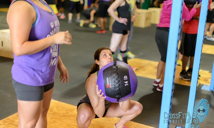 Crossfit Conduit - Casselberry-Altamonte Springs: One Month of Unlimited CrossFit Classes from Crossfit Conduit (70% Off)