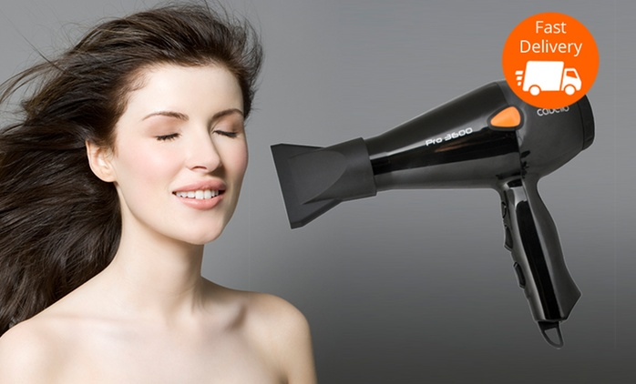 $39 for a Cabello Pro 3600 Hair Dryer (Don't pay $325)