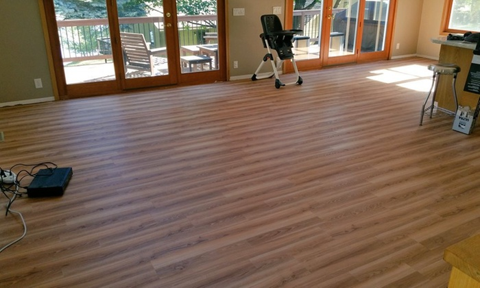 Floored Me - Minneapolis / St Paul: $500 for $999 Worth of Flooring Services — Floored Me. Your Flooring Specialist
