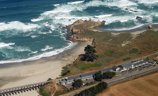 Hotel And Spa On Mendocino Coast