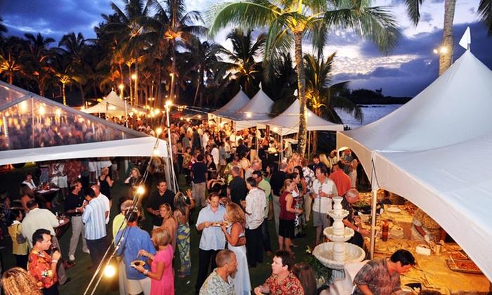 Miami Beach International Foodies Festival - Miami Beach: Food Festival on February 22 at Miami Beach International Foodies Festival (50% Off). Four Options Available.