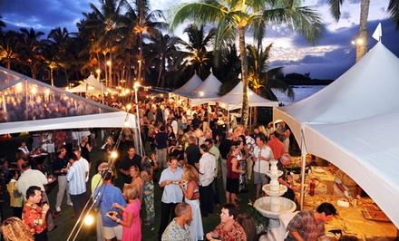 Food Festival on February 22 at Miami Beach International Foodies Festival (50% Off). Four Options Available.