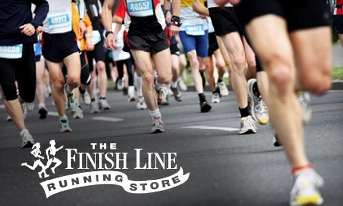 The Finish Line Running Store - Emmaus: $35 for $70 Worth of Shoes and Apparel at The Finish Line Running Store