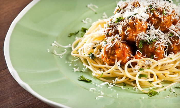 Fiorello Ristorante Italiano - Saunders: Italian Fare for Dinner or Lunch or Italian Fare for Four at Fiorello Risorante Italiano in Newport News (Up to 52% Off)