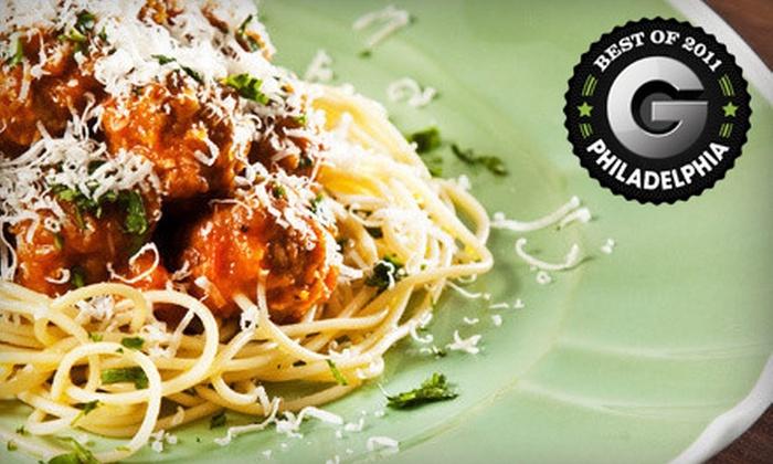 Ralph's Italian Restaurant - Bella Vista - Southwark: $20 for $40 Worth of Italian Cuisine at Ralph's Italian Restaurant