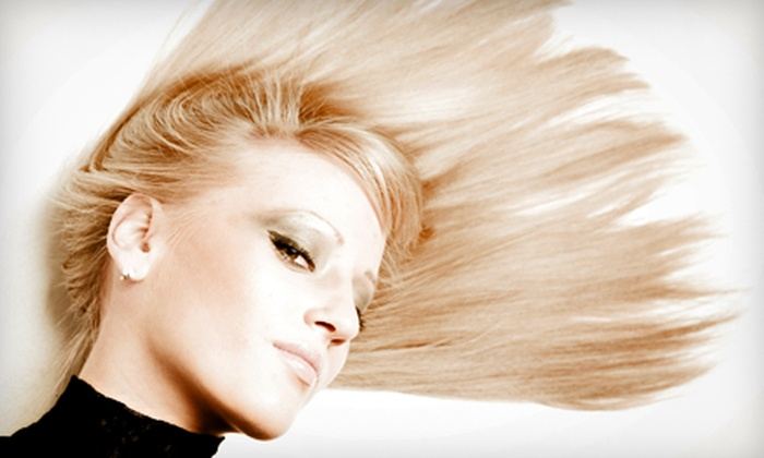 Fresh (Denver) - Multiple Locations: One or Two Brazilian Blowouts and Champagne at Fresh