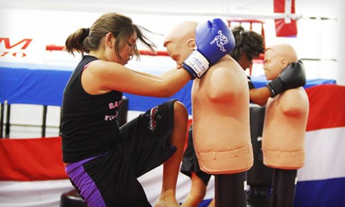 Pro-Am Family Training Center - Murrieta: $25 for 10 Fitness Kickboxing Classes at Pro-Am Family Training Center in Murrieta ($89 Value)