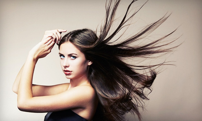 Hair Extension Room - Irondequoit: Eyelash Extensions or Hair Extensions at Hair Extension Room (Up to 75% Off)