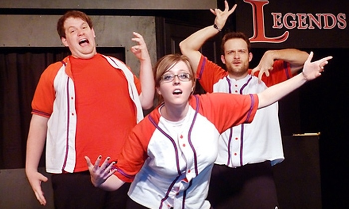 ComedySportz Improv Theatre - Henrico: $24 for Four Tickets to ComedySportz Improv Theatre in Richmond ($48 Value)