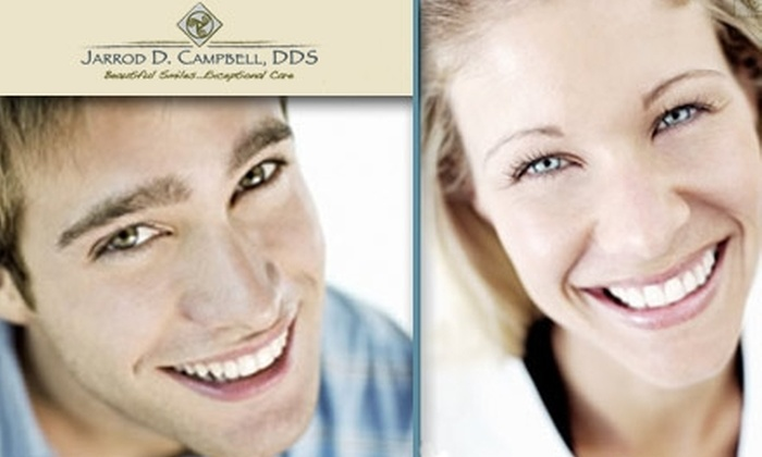Jarrod Campbell, DDS - West University: $79 for Exam, Cleaning, and X-Rays from Jarrod Campbell, DDS ($341 Value)