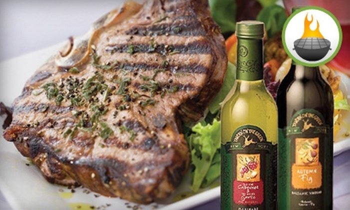 Tavern Direct: $14 for Three Bottles of Tavern on the Green Sauces from Tavern Direct ($28.40 Value)