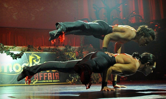 Cirque Banquisté presented by Lone Star Circus - Dallas: Circus Night for One or Two to Cirque Banquisté on December 30, December 31, or January 1 (Up to 75% Off)
