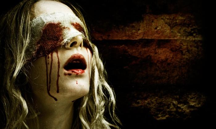 Psychosis Haunted House - Elgin: Haunted-House Outing for Up to 10 at Psychosis Haunted House in Elgin