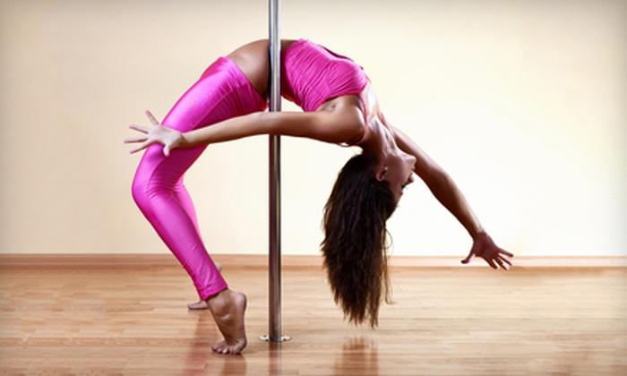 Pole Control Studios - Downtown: $29 for Five Pole-Dancing Classes at Pole Control Studios ($129.95 Value)
