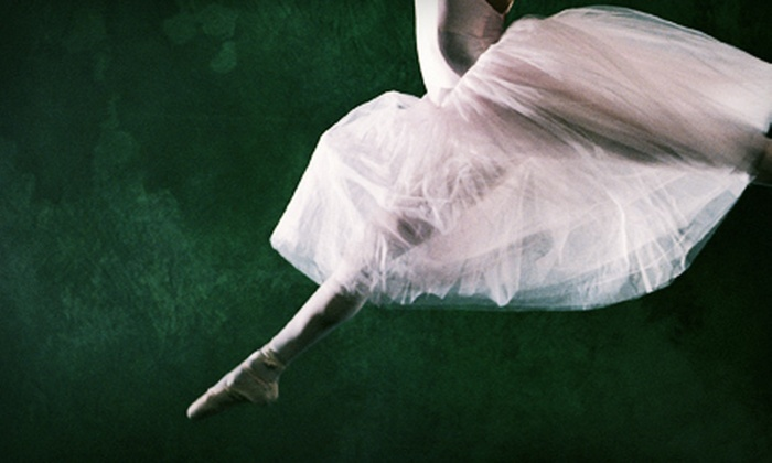 """""""Spring Fever"""" presented by Boca Ballet Theatre - Boca Raton: $35 for Two Tickets to Boca Ballet Theatre's """"Spring Fever"""" in Boca Raton on March 31 or April 1 (Up to $70 Value)"""