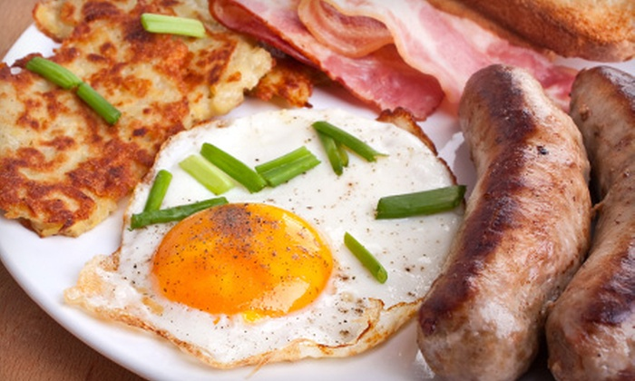 Fowler Street Grill - Winkler Safe Neighborhood: $12 for Breakfast for Two at Fowler Street Grill (Up to $26.98 Value)