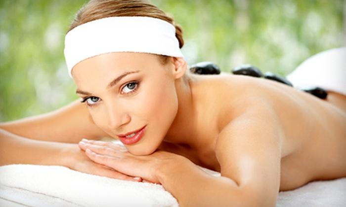 Jenz Salon - Plattsmouth: Swedish or Hot-Stone Massage at Jenz Salon in Plattsmouth (Up to 52% Off)