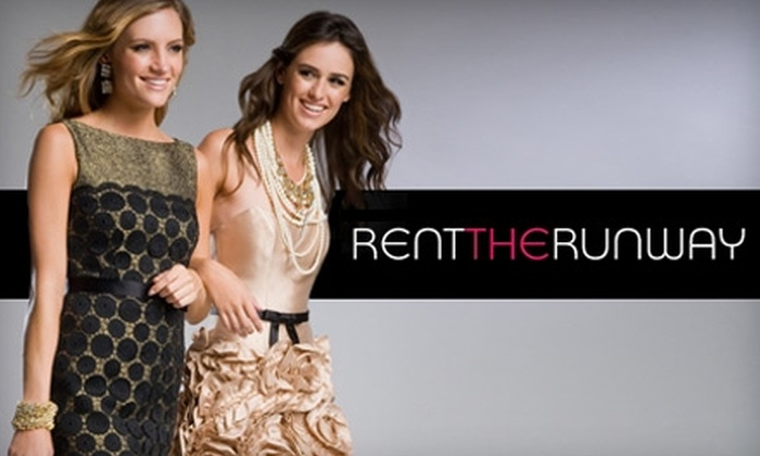 Rent the Runway: $45 for $100 Worth of Designer Dress and Accessory Rentals from Rent the Runway