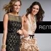 55% Off Designer Garment and Accessory Rentals