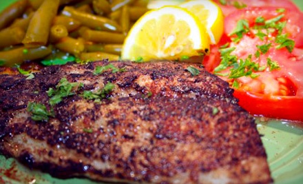 $20 Groupon for American Fare - The Eatery in Fort Worth