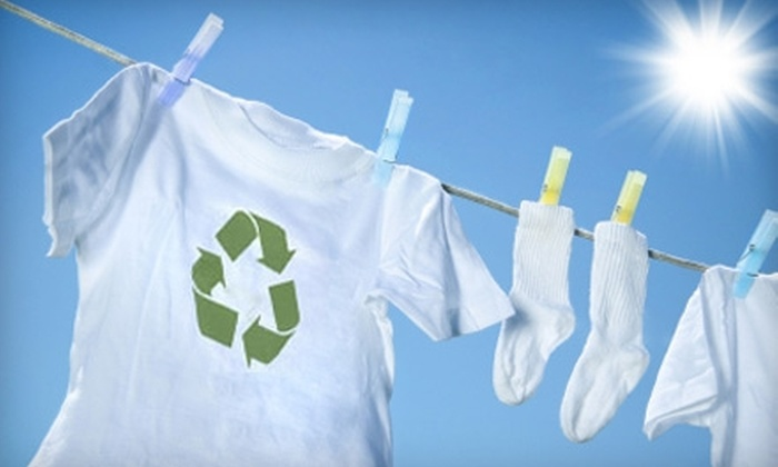 Stewardship Drycleaners - Multiple Locations: $9 for $20 Worth of Dry-Cleaning Services at Stewardship Drycleaners