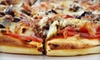 Up to 67% Off Pizza Dinner at Court of Hero's