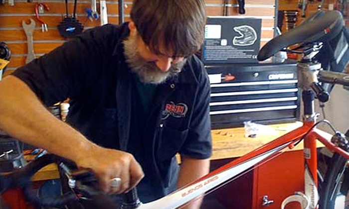 $25 for Basic Bicycle Maintenance and Repair Class at Penn Cycle & Fitness ($49.99 Value)