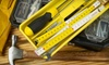 Spirit of Excellence Construction: Two or Four Hours of Handyman Services from Spirit of Excellence Construction (Up to 54% Off)