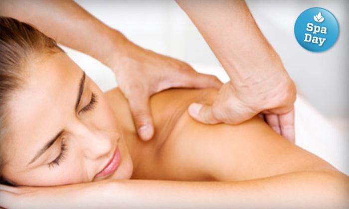 Crossroads Chiropractic & Massage Associates - Sherwood - McCarthy: 30- or 60-Minute Massages at Crossroads Chiropractic & Massage Associates
