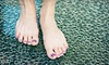 44 Footcare - Midtown Center: Laser Nail-Fungus Treatment or Podiatric Consultation, Paraffin Footbath, and X-rays from Dr. Larry Cohen (Up to 85% Off)