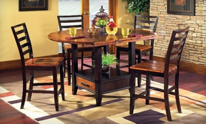 Real Deals on Furniture - Jefferson: $25 for $100 Worth of Furniture or $19 for $40 Worth of Home Décor Items at Real Deals on Furniture.