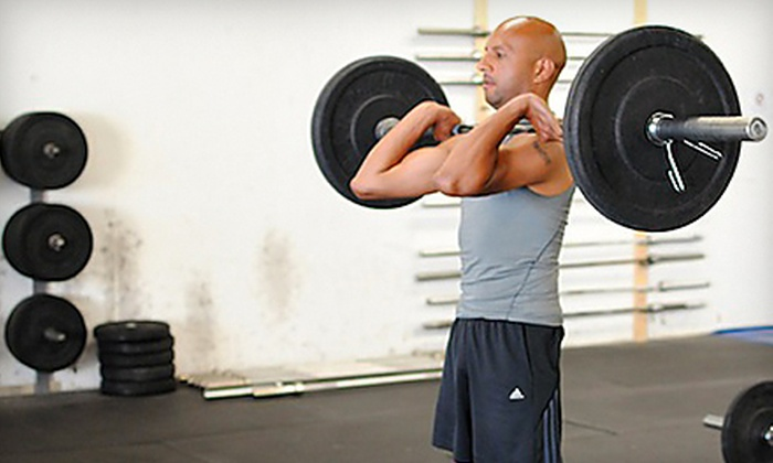 CrossFit - Multiple Locations: $30 for 10 Classes at CrossFit ($250 Value)