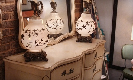 $20 Groupon to Betty's Antiques - Betty's Antiques in Clarksville
