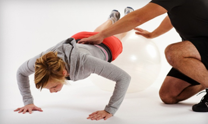 4Balance Fitness - Mauldin: $30 for 30 Days of Fitness Classes at 4Balance Fitness in Mauldin ($150 Value)