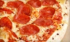Up to 55% Off Pizza at Tino's Takeout and Delivery