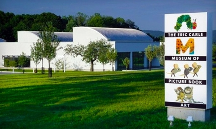 The Eric Carle Museum of Picture Book Art - South Amherst: $9 for Admission for Two to The Eric Carle Museum of Picture Book Art in Amherst