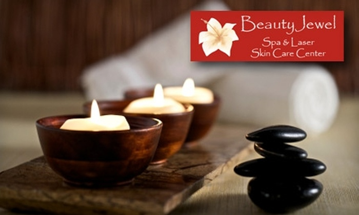 Beauty Jewel Spa & Laser Skin Care Center - Greenwich Village: Skincare Treatment at Beauty Jewel Spa & Laser Skin Care Center. Three Options Available.