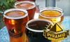 Pyramid Alehouseee - Downtown: $15 for $30 Worth of Hearty Pub Fare and Craft Beers at Pyramid Alehouse