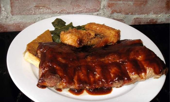 The Southern Belle - North Jersey: $15 for $30 Worth of Southern Fare and Drinks at The Southern Belle
