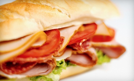 $10 Groupon to Larry's Giant Subs - Larry's Giant Subs Mt. Pleasant in Mt. Pleasant