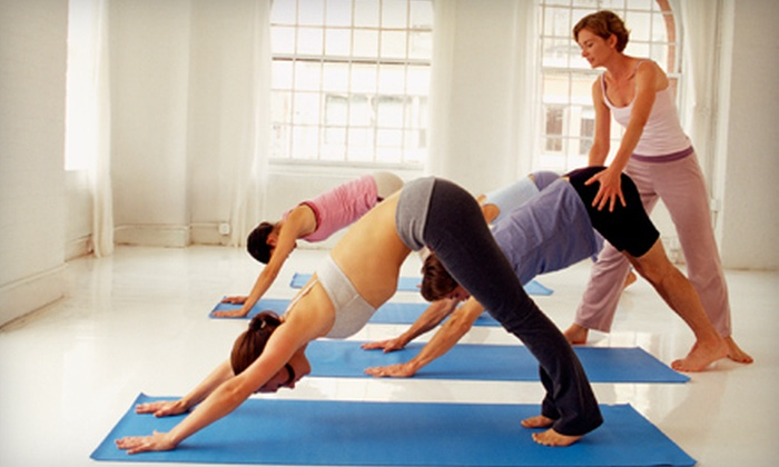 The Bija Studio - Northwest Colorado Springs: $35 for One Month of Unlimited Yoga Classes at The Bija Studio ($110 Value)